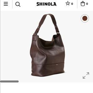 Shinola Hobo Bag